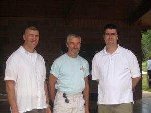 Merv, Mike and Tony