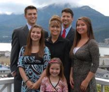 The Palin family