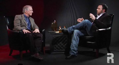 Mark Driscoll (right) recently interviewed John Piper on a wide array of topics.