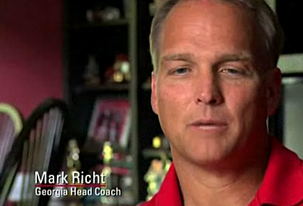 Georgia head football coach Mark Richt talked about his adopted children and his faith on ESPN GameDay recently.